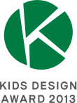 TSUCHINOCO WON KIDS DESIGN AWRD 2013.